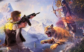 Far Cry 4, ojo por ojo HD fondos de pantalla