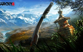 Far Cry 4 HD fondos de pantalla