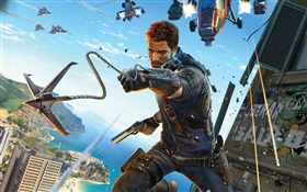 Just Cause 3 HD fondos de pantalla