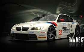 Need for Speed, BMW M3 GT2 HD fondos de pantalla