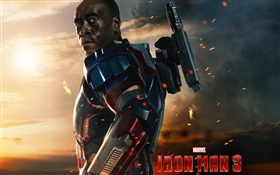 James Rhodes, Iron Man 3 HD fondos de pantalla
