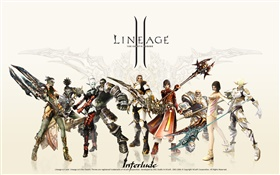 Lineage 2, RPG juego